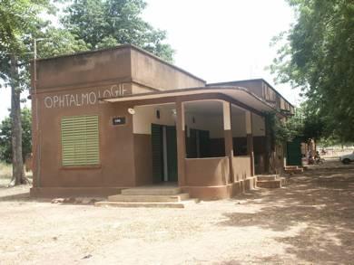 Reparto di Oftalmologia - Ospedale di Nouna